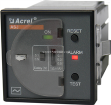 安科瑞 智能剩余电流继电器 ASJ20-LD1C