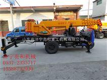 4吨吊车,4吨三轮吊车价格,厂家直销
