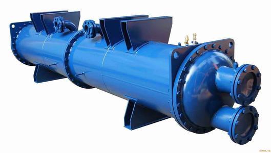 螺旋板式换热器内泄漏处理方法