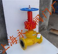 气动紧急切断阀种类、液氨紧急切断阀使用流程