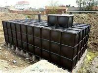 南宁地埋式箱泵一体化水箱是怎么工作?